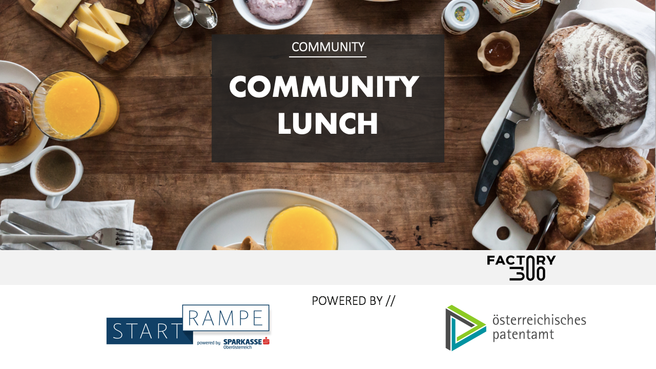 Community Lunch - Patentamt