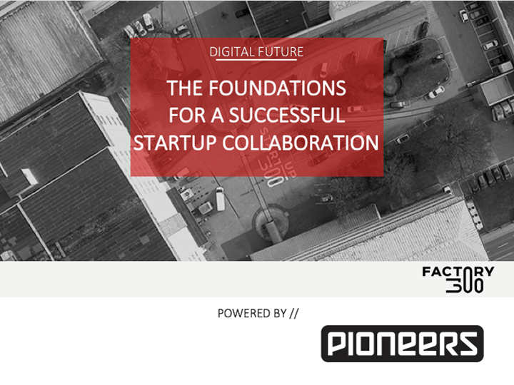 The Foundations for a successful Startup Collaboration