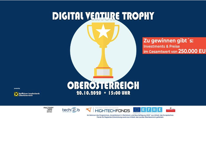 Digital Venture Trophy OÖ
