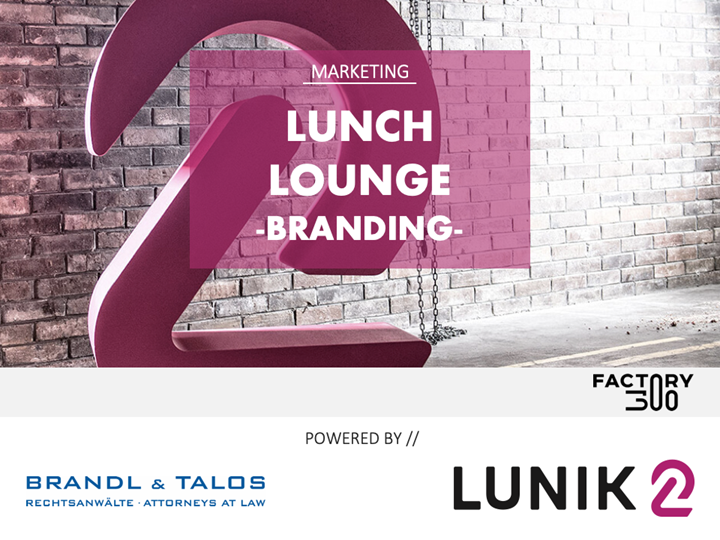 Lunch Lounge: Branding