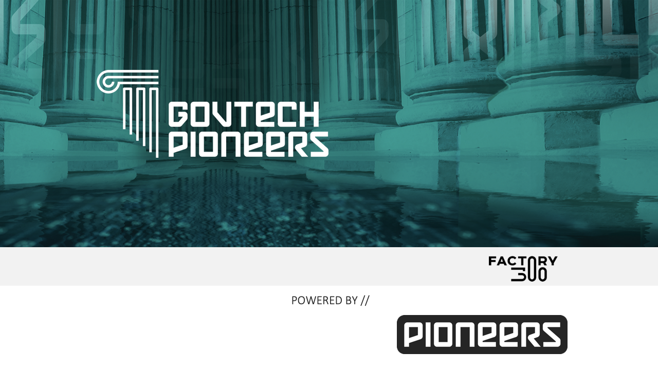 GovTech.Pioneers 2019