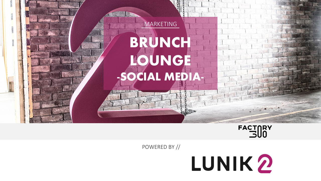 Lunch Lounge: Social Media