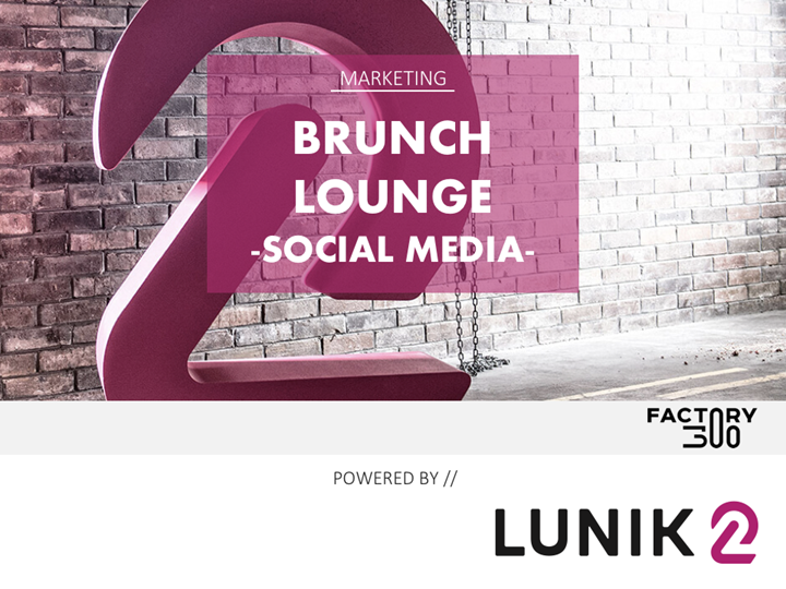 Brunch Lounge: Social Media