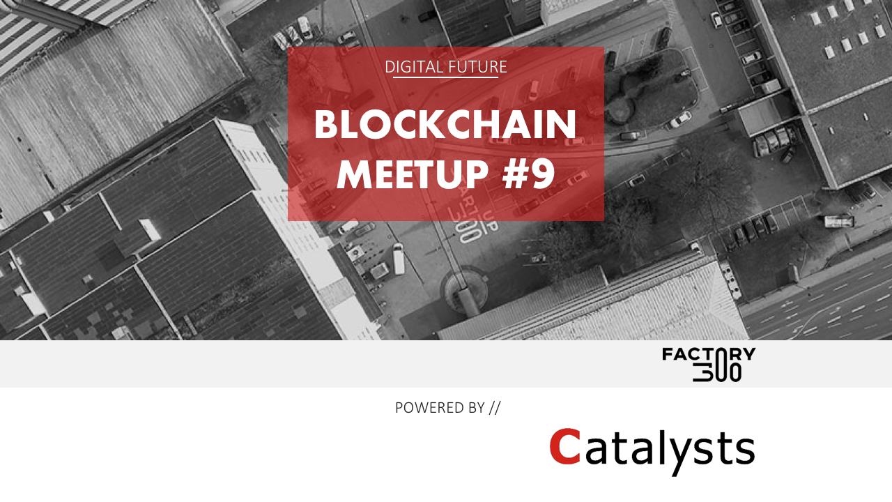 Blockchain Meetup #9