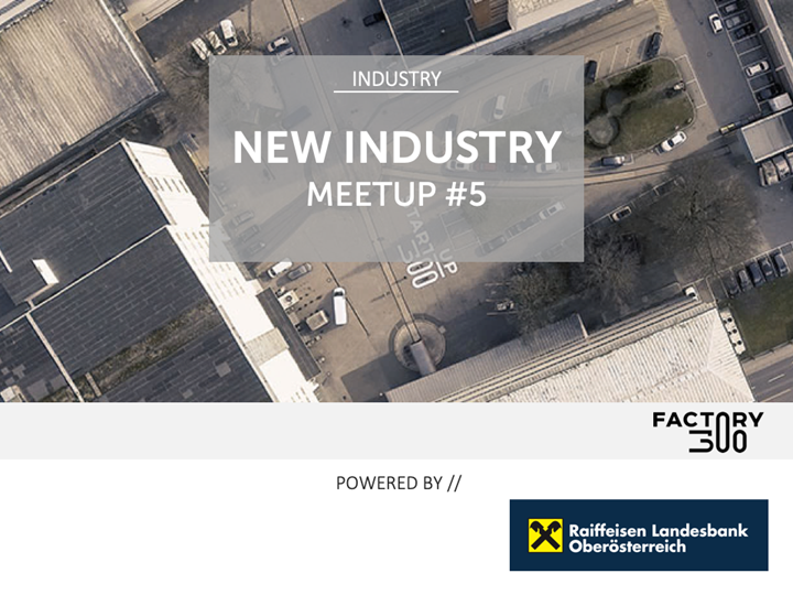 New Industry Meetup #5