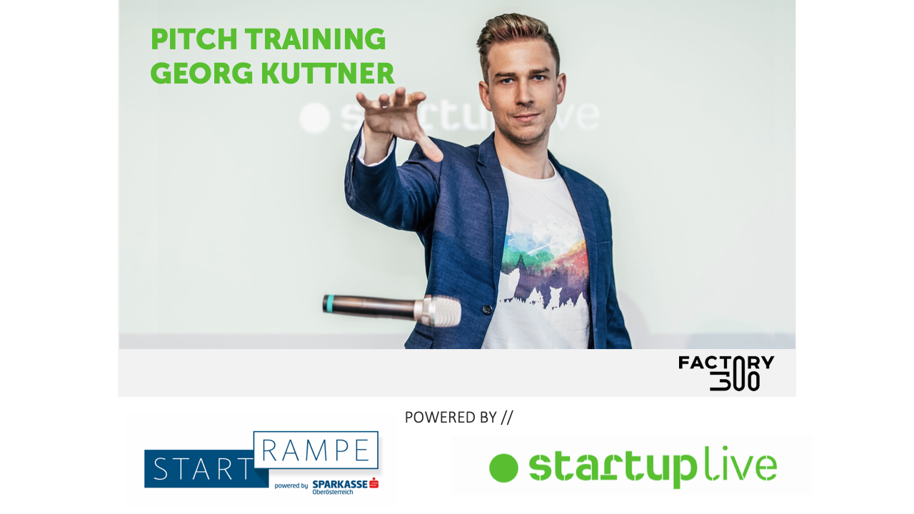 Pitch-Training mit Georg Kuttner