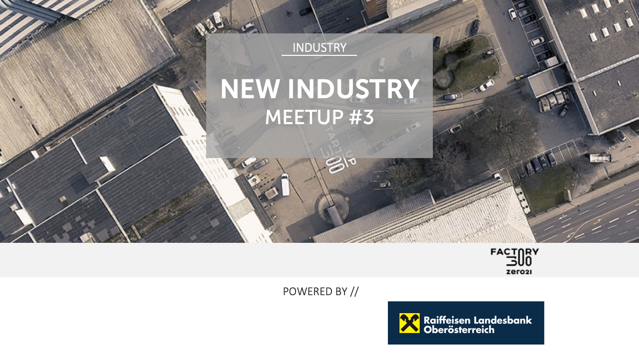 New Industry Meetup #3