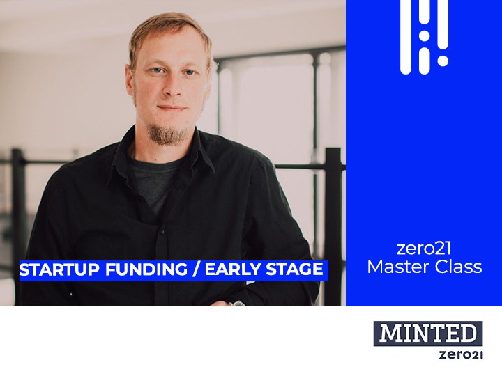 Master Class: Startup funding / Early Stage