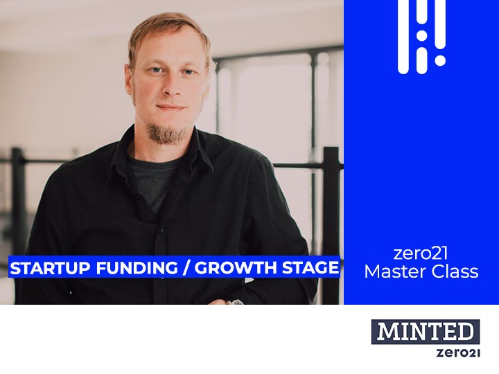 Master Class: Startup funding / Growth Stage