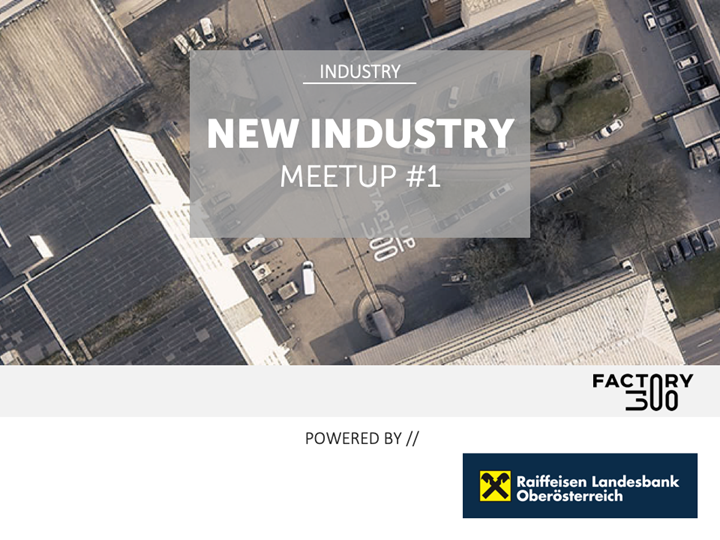 New Industry Meetup #1